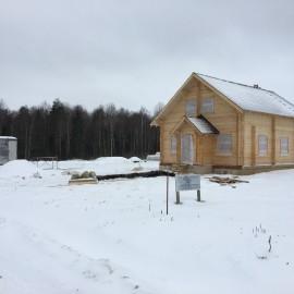 Фотографии посёлка, декабрь 2017
