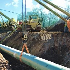 Началось строительство центрального водопровода